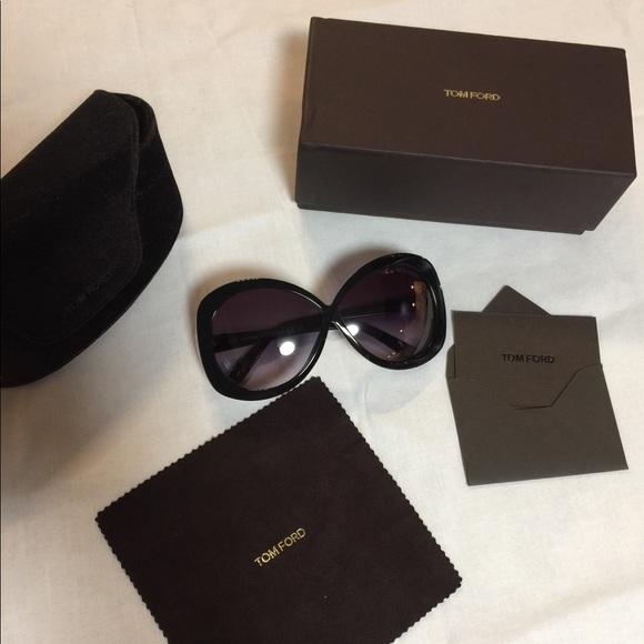02c61d9737ab Tom Ford Butterfly Margot TF226 Sunglasses. M 5b626d81e9ec891ad3dd1a99